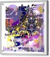 legend Of Barong Acrylic Print