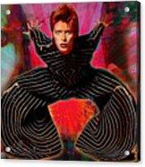 Legend Of Bowie  Acrylic Print