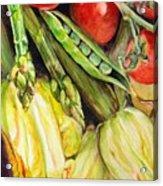 Legumes Acrylic Print