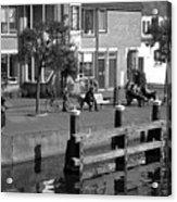 Leiden Acrylic Print