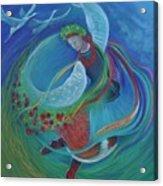 Leleka Acrylic Print