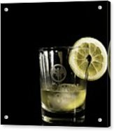 Lemon Bacardi  Acrylic Print