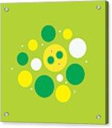 Lemon Lime Fizz Acrylic Print
