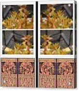 Lemons And Oranges  Acrylic Print