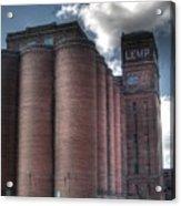 Lemp Brewery Acrylic Print