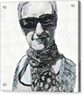 Lena Noble, Portrait Acrylic Print