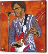 Lenny Kravitz-the Rebirth Of Rock Acrylic Print
