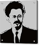 Trotsky Acrylic Print