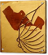 Leonard - Tile Acrylic Print