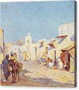 Leopold Carl Muller 1887 Acrylic Print