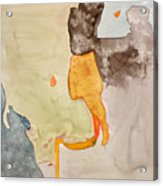 Les Demoiselles Of Santa Cruz V7 Acrylic Print by Susan Cafarelli Burke