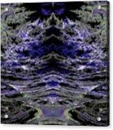 Les Ombres De La Nuit Acrylic Print
