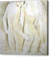 Lesbians Acrylic Print