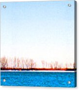 Leslie Spit From Cherry Beach 33 Dbae Acrylic Print
