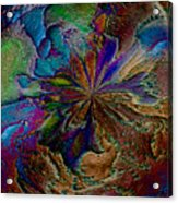 Let The Earth Bring Forth Acrylic Print