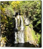 Let Their Be Waterfalls I Acrylic Print