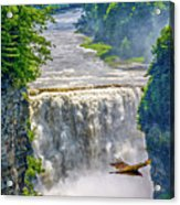 Letchworth State Park 4 Acrylic Print
