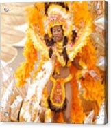 Lets Samba Acrylic Print