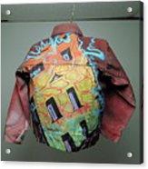 Levi Jacket Acrylic Print