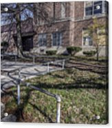 Lew Wallace High School April 2015 016 Acrylic Print