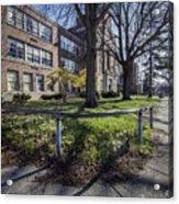 Lew Wallace High School April 2015 017 Acrylic Print