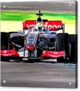 Lewis Acrylic Print
