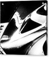 Lexus Bw Abstract Acrylic Print