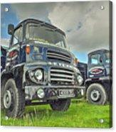 Leyland Comet Acrylic Print