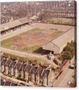 Leyton Orient - Brisbane Road - Aerial View 1 - Looking South East Acrylic Print