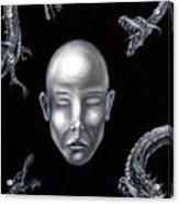 Liars In The Night Acrylic Print