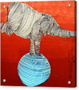 Lib-265 Acrylic Print
