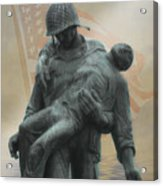 Liberation Monument Acrylic Print