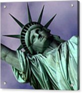 Liberty 2 Acrylic Print