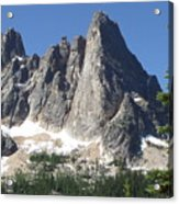 Liberty Bell Mountain Acrylic Print