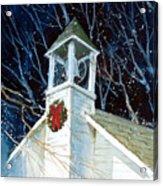 Liberty Christmas Acrylic Print