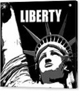 Liberty Classic Work A Acrylic Print