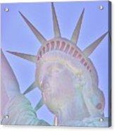 Liberty Glows Acrylic Print