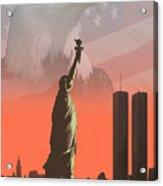 Liberty2 Acrylic Print