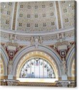 Library Of Congress 1 Acrylic Print