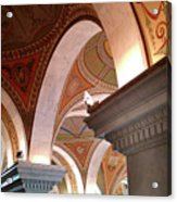 Library Of Congress 3 Acrylic Print