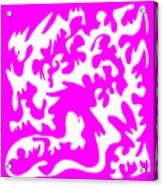 Lickety Split Acrylic Print by Eikoni Images