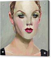 Liepke Color Palette Lady Acrylic Print