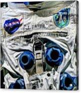 Lieutenant General Thomas P. Stafford  V6 Acrylic Print