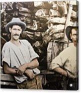 Life In Australia 1901 To 1914 Acrylic Print