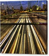 Life In The Fast Lane Acrylic Print