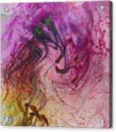 Life Vibrations Acrylic Print