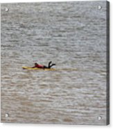 Lifeguard Training Acrylic Print