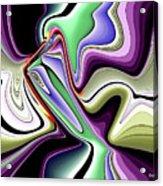 Life's Creation Acrylic Print