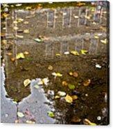 Lifes Past Reflection Acrylic Print