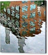Life's Reflections Acrylic Print